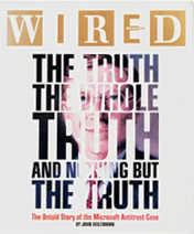 Wired Issue 8.11 Cover
